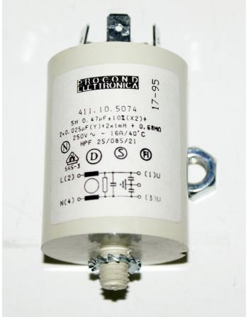 Филтър 0,47 μF (входен) за пералня CANDY