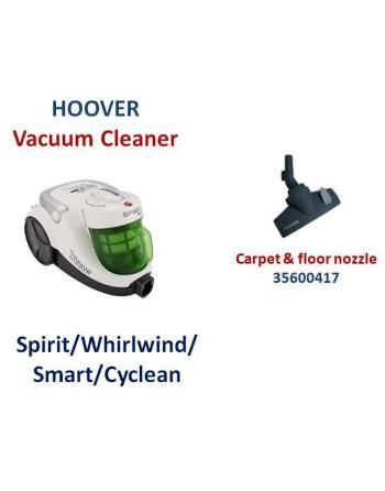 Стандартна четка за прахосмукачка HOOVER (SPIRIT / WHIRLWIND / SMART / CYCLEAN)