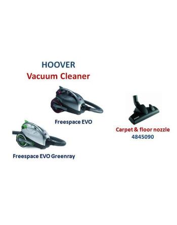 Стандартна четка за прахосмукачка HOOVER (FREESPACE EVO)