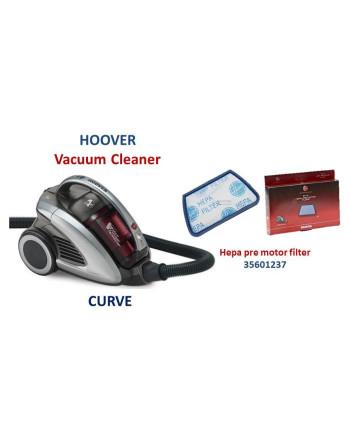 Hepa филтър (мотор) за прахосмукачка HOOVER (CURVE)