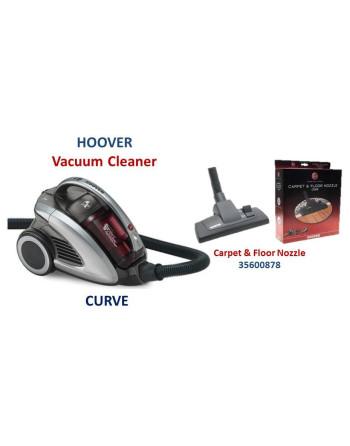 Стандартна четка за прахосмукачка HOOVER (CURVE)