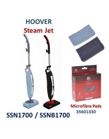 Подложки за под (микрофибър )  за парочистачка HOOVER (STEAM JET)