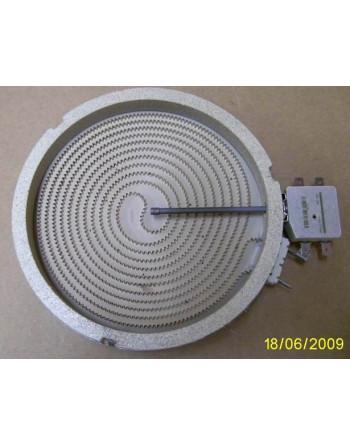 Плоча за печка BEKO (стъклокерамична D160 1500W)