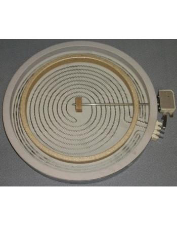 Плоча за печка BEKO (стъклокерамична 1800W)