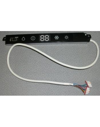 Платка климатик BEKO вътрешно тяло (9 - 12) - дисплей
