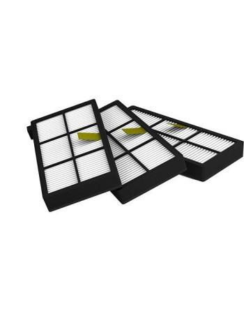 Комплект 3 броя филтри за IROBOT ROOMBA 800