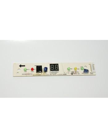 платка дисплей климатик