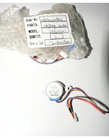 стъпков мотор клапа вътрешно тяло климатик ELECTROLUX ,EXI09HK1WI, EXI12HK1WI