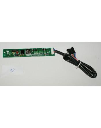 дисплей вътрешно тяло климатик ELECTROLUX, EXI12HK1WI