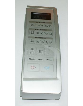 Платка за микровълнова печка LG комплект с преден панел