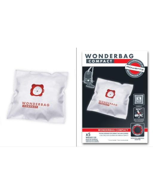 унивеална торба за прахосмукачка, 5 бр. опаковка