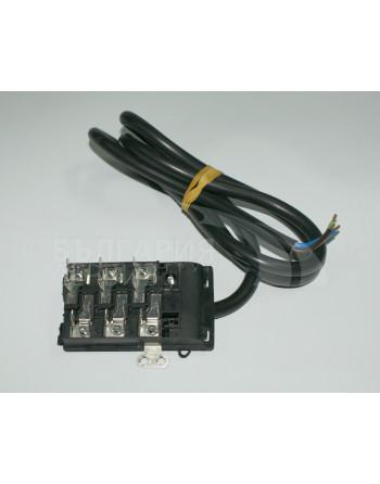 Захранаващ кабел с клеморед за печка BEKO