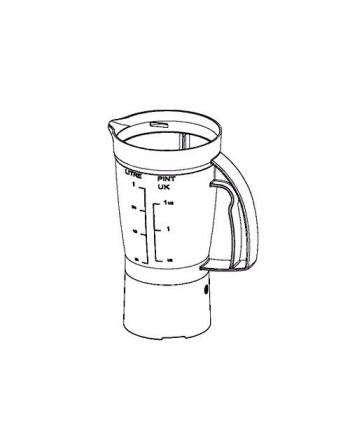 Кана за кухн. робот TEFAL /...